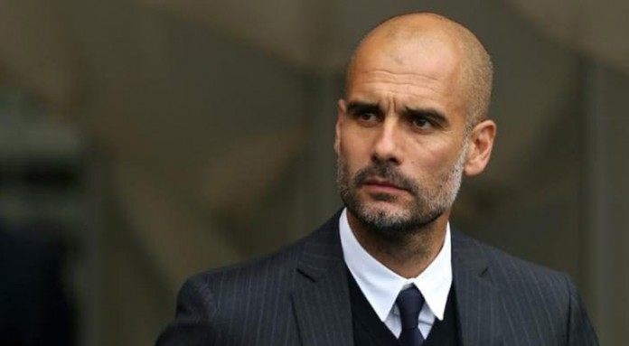 Manchester City's Guardiola tells players to prove their worth