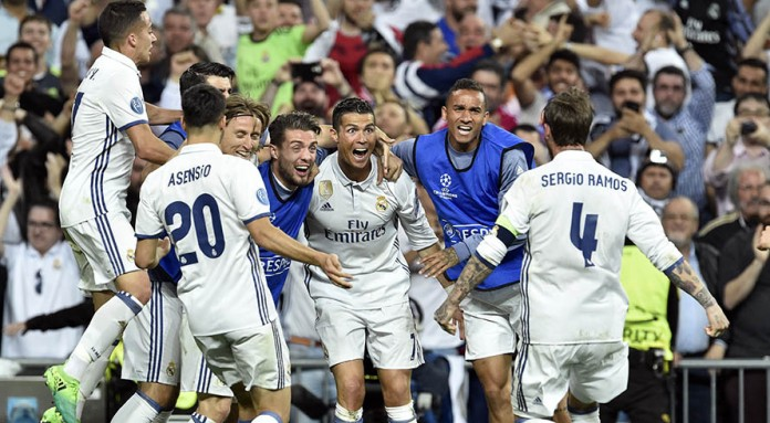 Real Madrid do battle with Atletico once more in Champions League