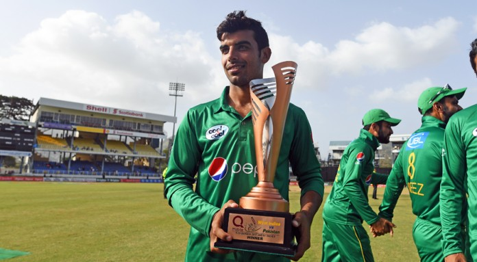 Shadab Khan is a long-term asset for Pakistan cricket, says Selector