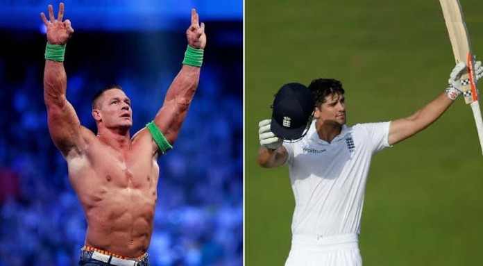 Cook opens up about Cena being more popular than him in UK