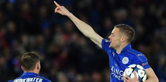 Leicester's Shakespeare wants more from in-form Vardy