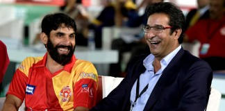 Misbah to be remembered as a great ambassador of Pakistan: Wasim Akram