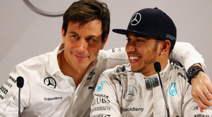 Mercedes on red alert as Wolff backs Hamilton