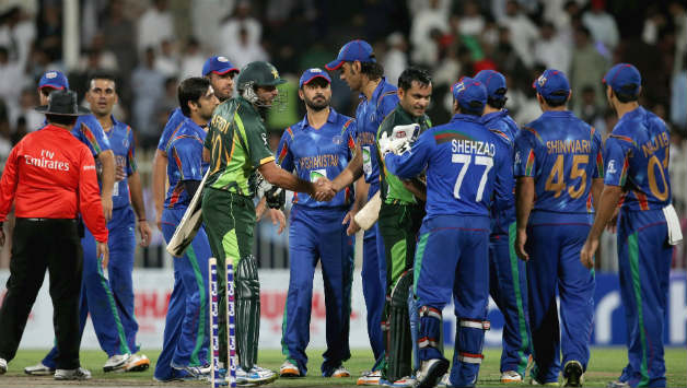 Pakistan, Afghanistan to play friendly T20s