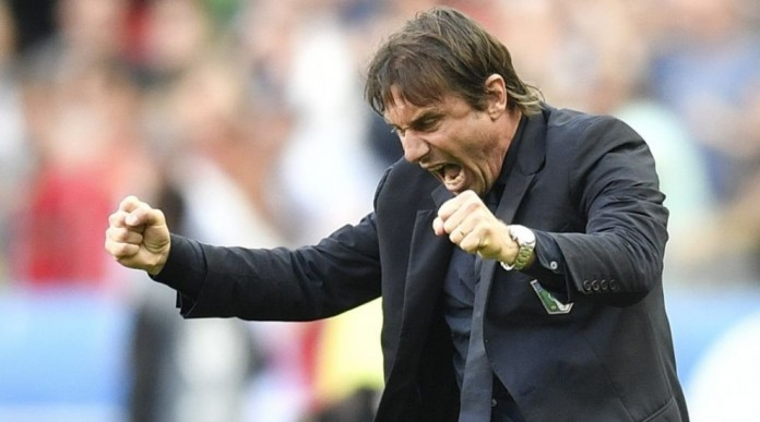 Conte sets Chelsea's sights on league-cup double