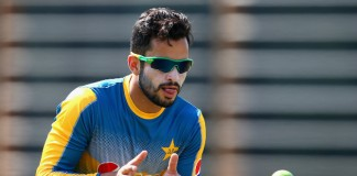 PCB suspends Mohammad Nawaz, imposes fine