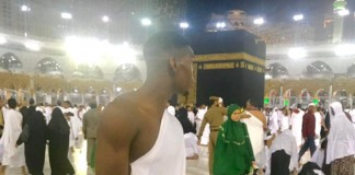 Pogba on Makkah pilgrimage sends Ramadan greetings