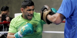 'I have many great ideas for boxing in Pakistan,' says Amir Khan