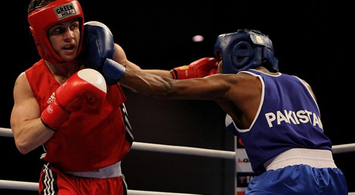 Pakistan's disastrous start in Asian Boxing Champion