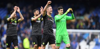 Cahill eager to get Chelsea title party started