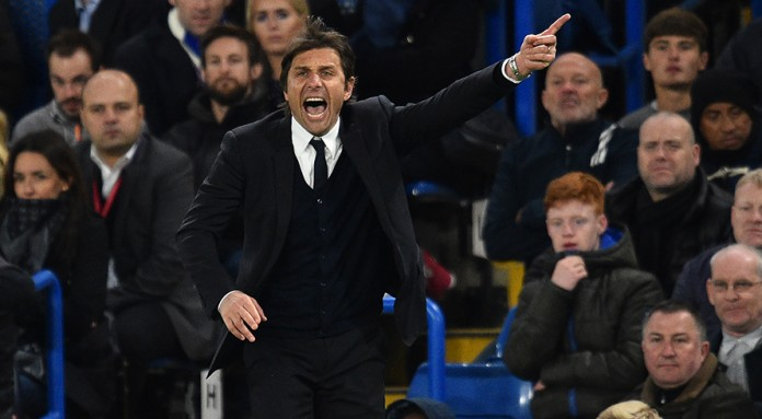 Hardline Conte tells Chelsea to go for the kill