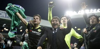 Conte to stay and improve Chelsea next season