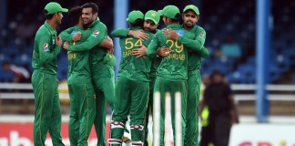 Pakistan ranks 3rd in ICC T20I ranking after annual update