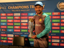 Sarfraz wants to win Champions Trophy as Eid gift for the nation