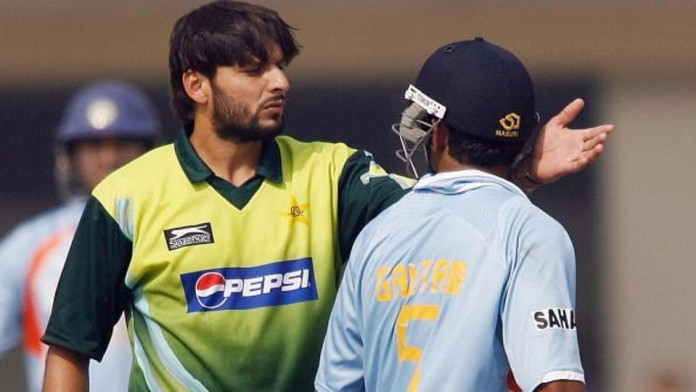 Afridi calls Gambhir as one of the un-friendliest Indian cricketers