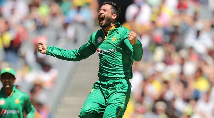 Know your Champions Trophy squad: Junaid Khan