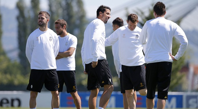 Juventus aiming to make experience count against Monaco