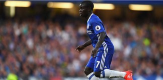 Chelsea want to 'win everything' next season, says Kante
