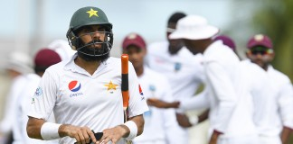 Windies respond after Ali ton, Misbah out for 99