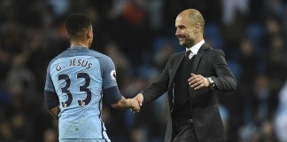 Jesus, Aguero can shine together, insists Guardiola
