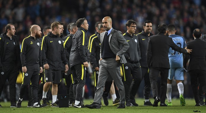 Guardiola wants more goals from Man City