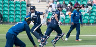 Scotland enjoy landmark win over Sri Lanka