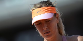 Sharapova denied French Open wild card