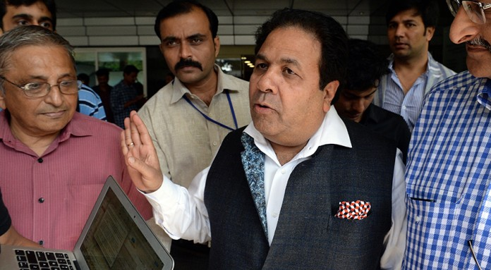 First make your venues foolproof secure, Shukla tells PCB