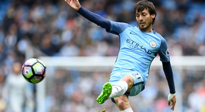 Silva service key to Man City's Champions dream