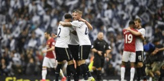 Tottenham secure runners-up spot on historic day