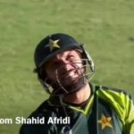 Video: Shahid Afridi dismantles South African bowling attack