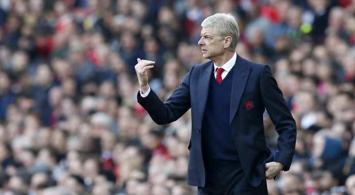 Wenger applauds master of invention Sanchez
