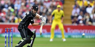 Rain has final say after Williamson's 100 against Australia