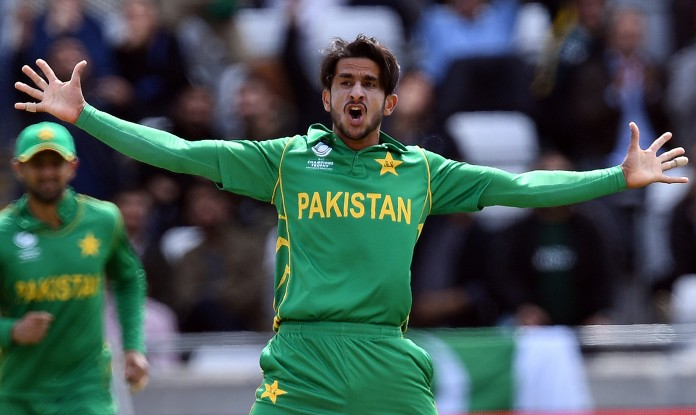 Pakistan's Hasan living Champions Trophy 'dream'