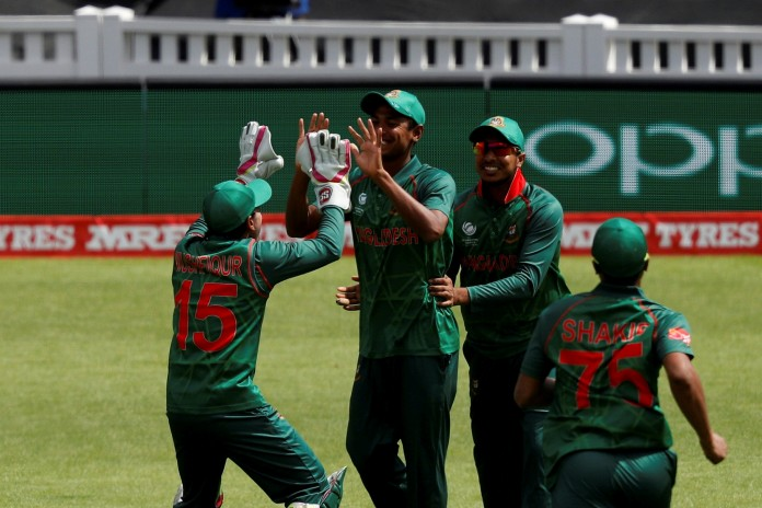 Bangladesh break into Asia's top rivalries