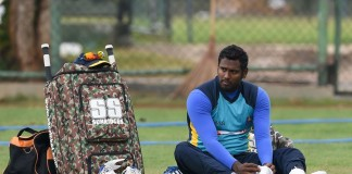 Sri Lanka skipper doubtful for Champions Trophy opener