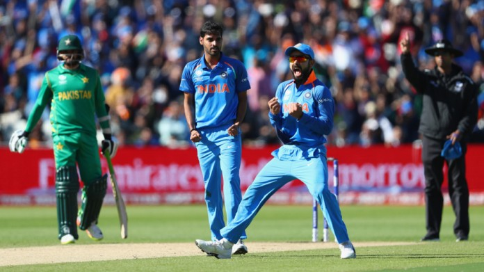 High-level India make easy work of Pakistan