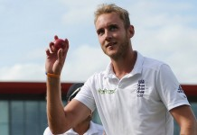 England hope Broad will be fit for first Test