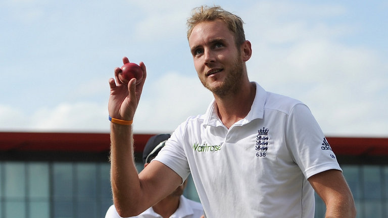 England hope Broad will be fit for first Test - ARYSports.tv