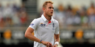 Broad suffers heel issue ahead of South Africa series