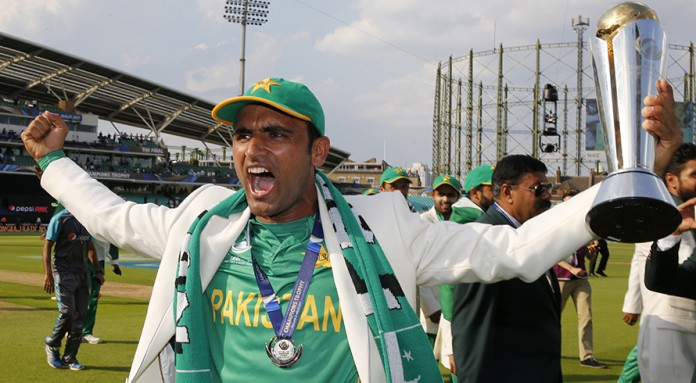 'I can't play tomorrow,' Fakhar told physio ahead of the big final