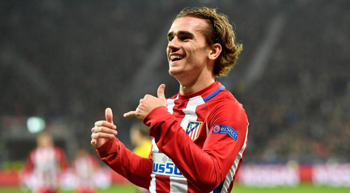 Griezmann extends Atletico deal until 2022 - reports
