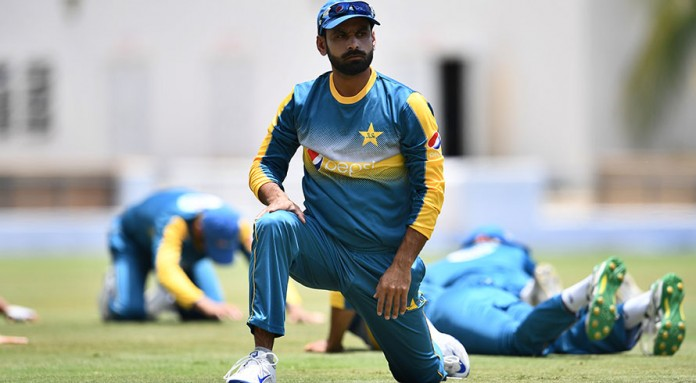I love unpredictable tag on Pakistan: Hafeez