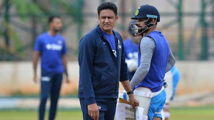 Kumble-Kohli row clouds India-Pakistan opener
