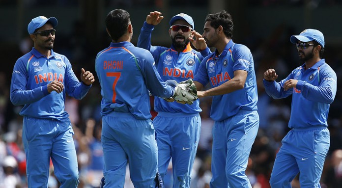 Dominating India cruise into semi-finals