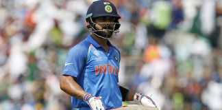 Pakistan 'pressure' got to India, says Kohli