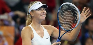 Sharapova receives invite to WTA Stanford event