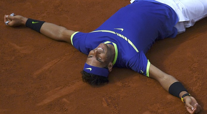 Nadal overawed by 'impossible' 10th French Open