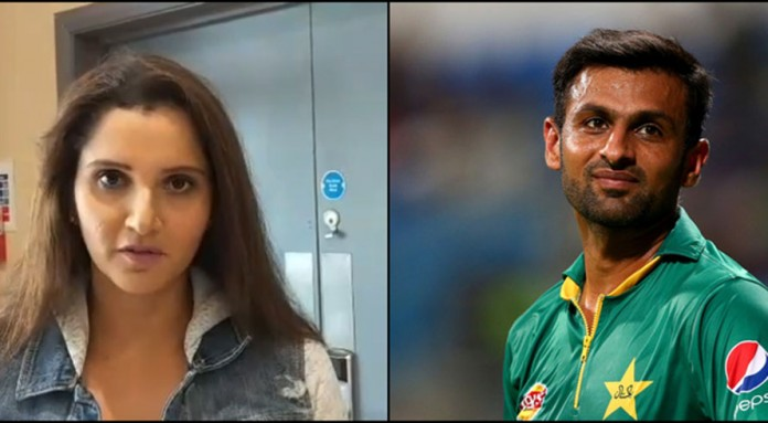 This achievement shows Shoaib's commitment to Pakistan, cricket: Sania says on Malik's 250th ODI