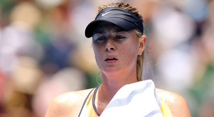 Injured Sharapova out of Wimbledon